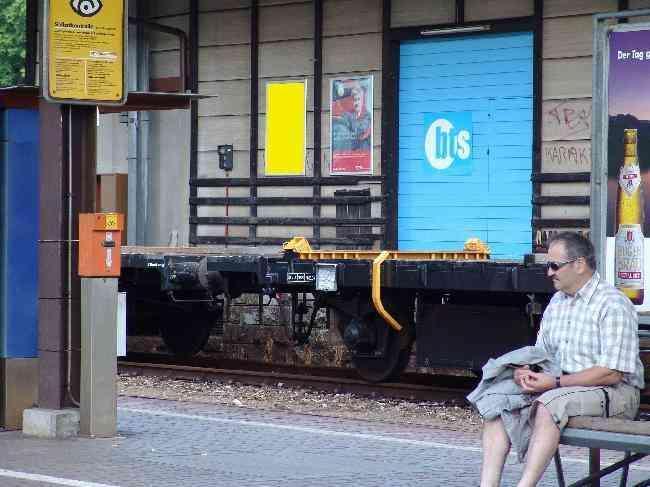162 Bahnhof Geleisseite L