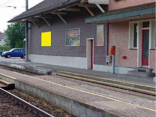218 Bahnhof Gleis 1 L