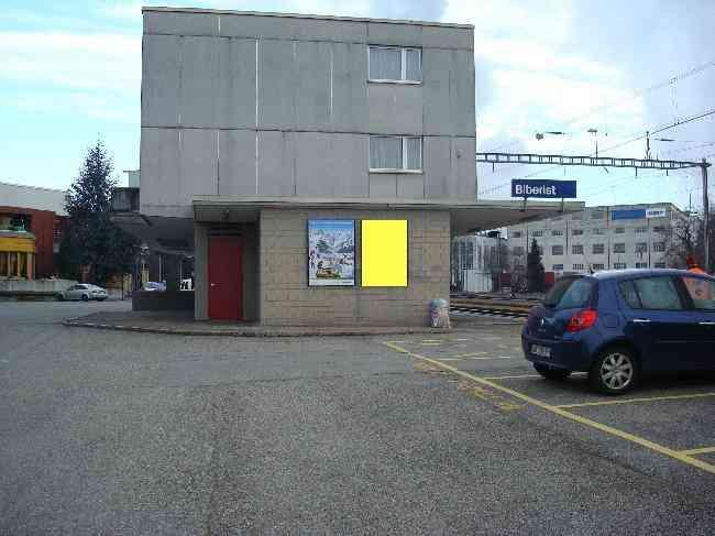 365 Bahnhof Geleisseite Velo Biberist Ost R