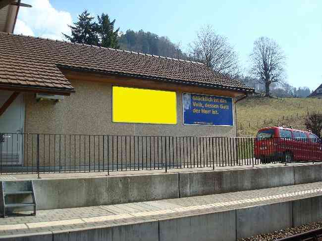 114 Bahnhof Geleisseite L