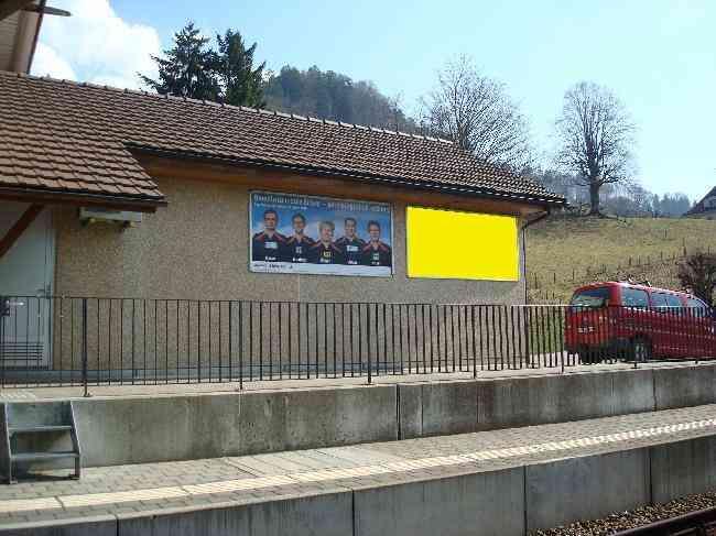 115 Bahnhof Geleisseite R