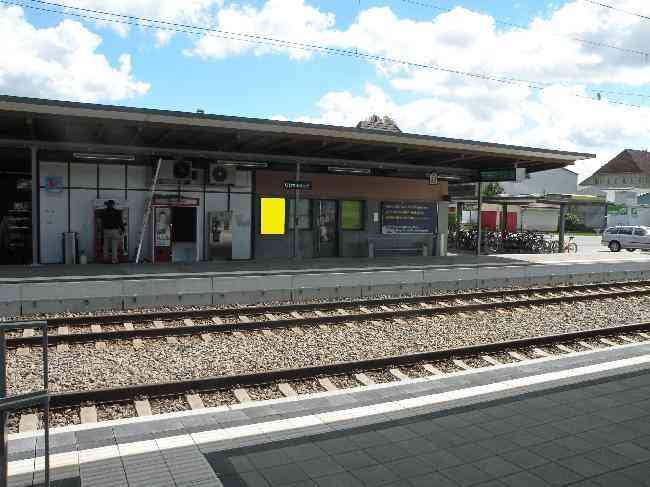 224 Gleis 1 R Bahnhofstrasse 24