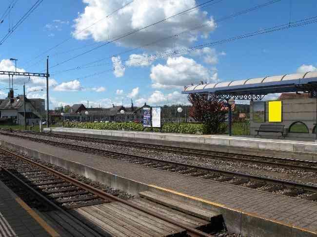 236 Bahnhof Gleis 2 R