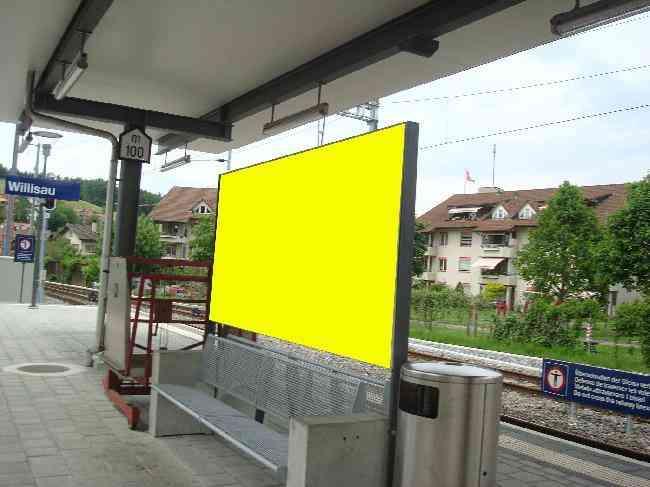 530 Bahnhof Gleis 2