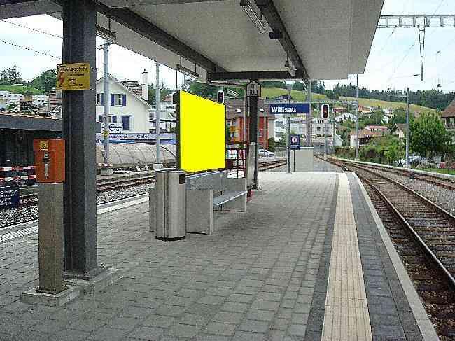 531 Bahnhof Gleis 3