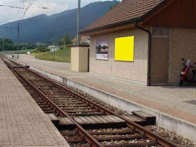 392 Bahnhof Gleisseite R