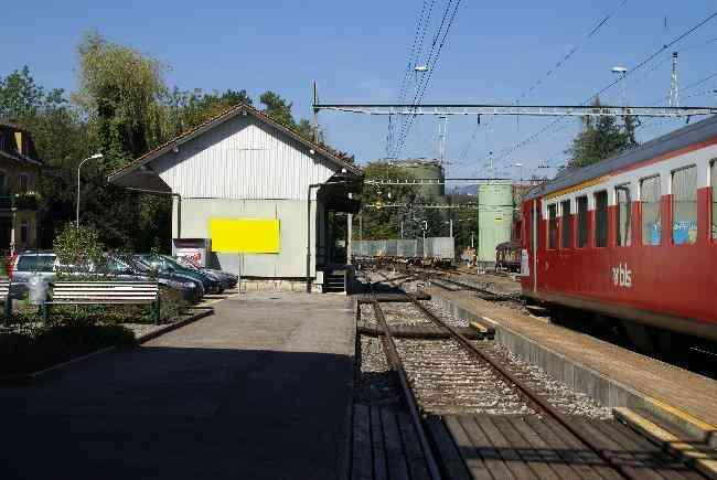 373 Bahnhof Parkplatz Biberist Ost