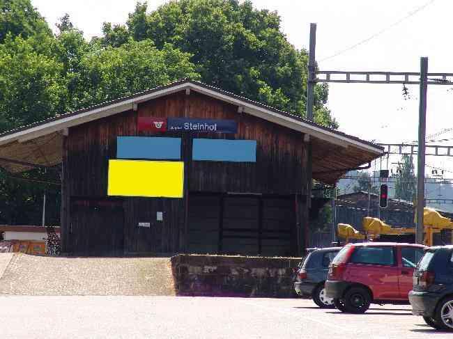 166 Bahnhof Rampe Fussganger