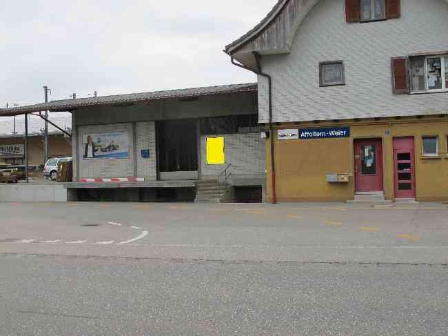 465 Bahnhof Schuppen Huttwilstrasse 6
