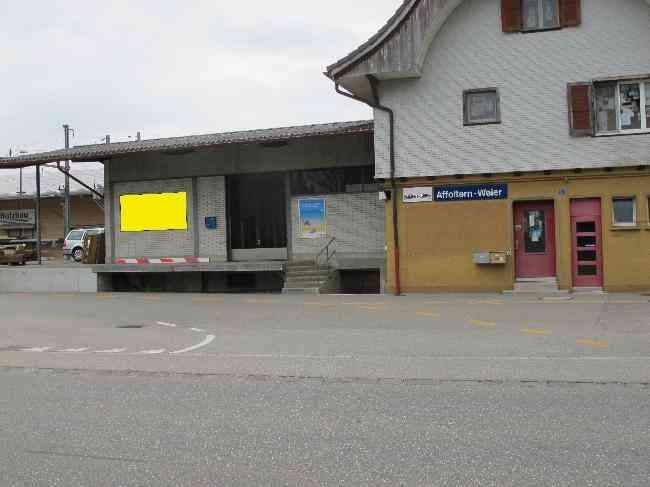 466 Bahnhof Schuppen Huttwilstrasse 6