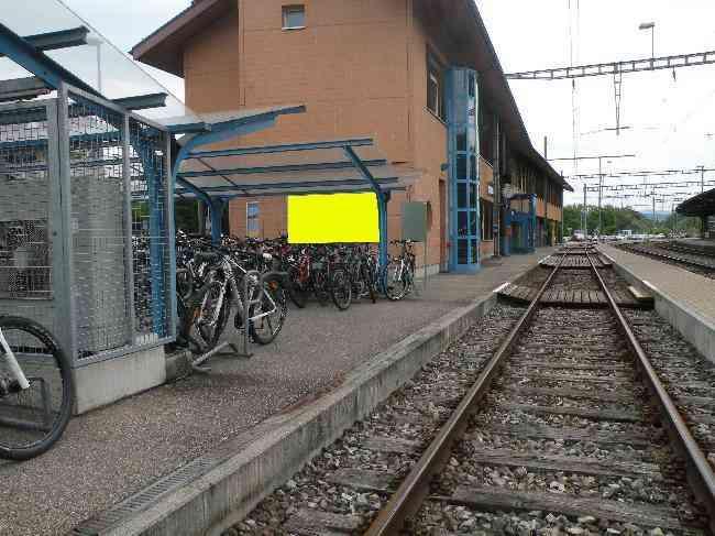 134 Bahnhof Velostand