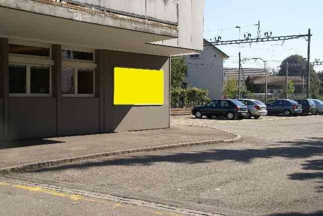 374 Bahnhof Zufahrt Velo Fussganger Biberist Ost