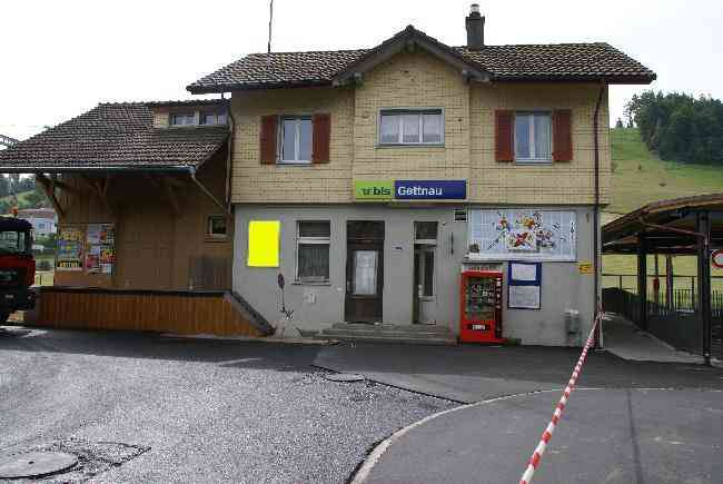 522 Bahnhof Zugang Bahnhof
