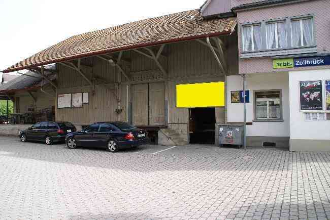 438 Bahnhofplatz 3 Bahnhofplatz Zufahrt Fahrrader