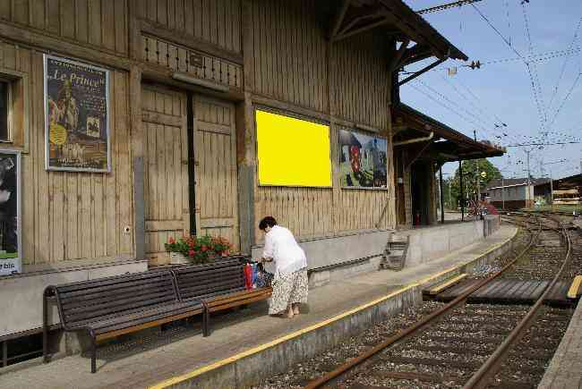 439 Gleisseite Guterschuppen L Bahnhofplatz 3