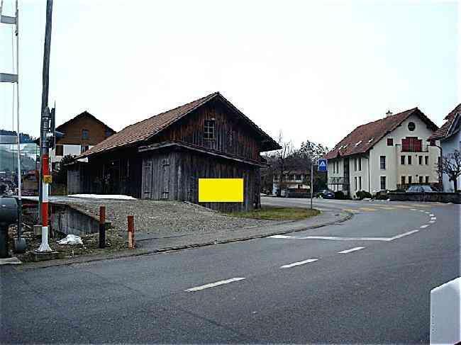 437 Bahnhofstrasse 12A Holzschuppen