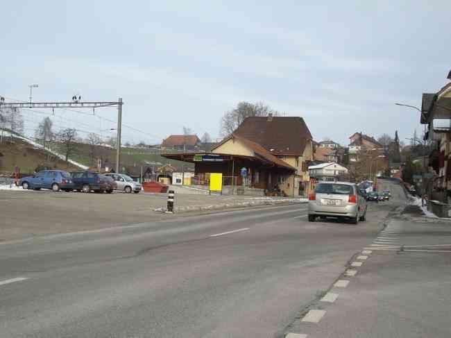452 Bahnhofstrasse 22 Bus Station