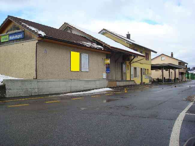 107 Bahnhofstrasse Bus L