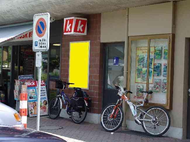 147 Kiosk Bahnhofstrasse