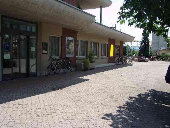 151 Bahnhofvorplatz