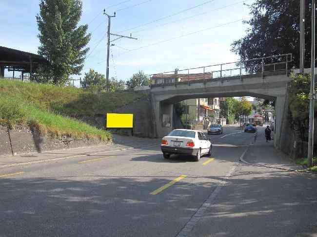 87 Gegenfahrtrichtung Bernstrasse 1