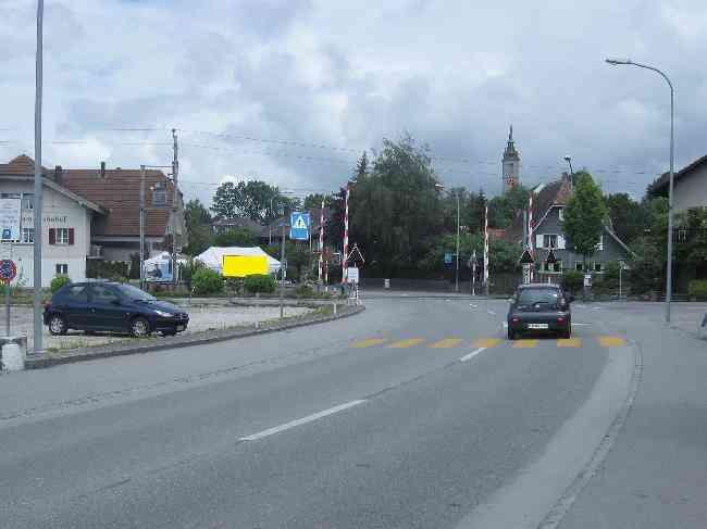 179 Bernstrasse Bahnubergang