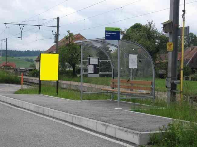 468 Fahrtrichtung Busstation Bahnhof