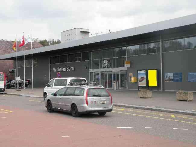 40 Flughafen Flugplatzstrasse 53 R