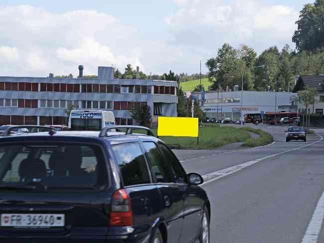 337 Freiburgstrasse 616 Gegenfahrtrichtung