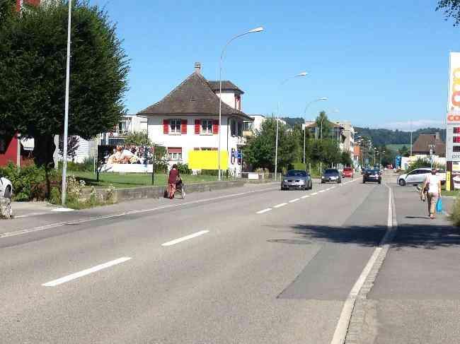 809 Gegenfahrtrichtung 2 Bernstrasse 27