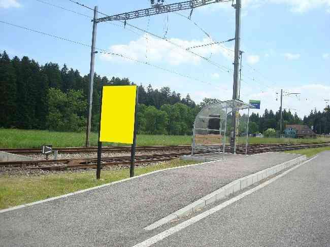 469 Gegenfahrtrichtung Busstation Bahnhof