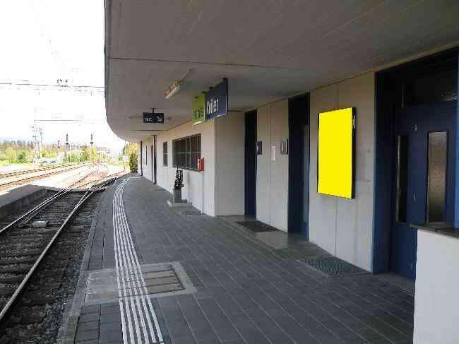 234 Gleis 1 Bahnhof