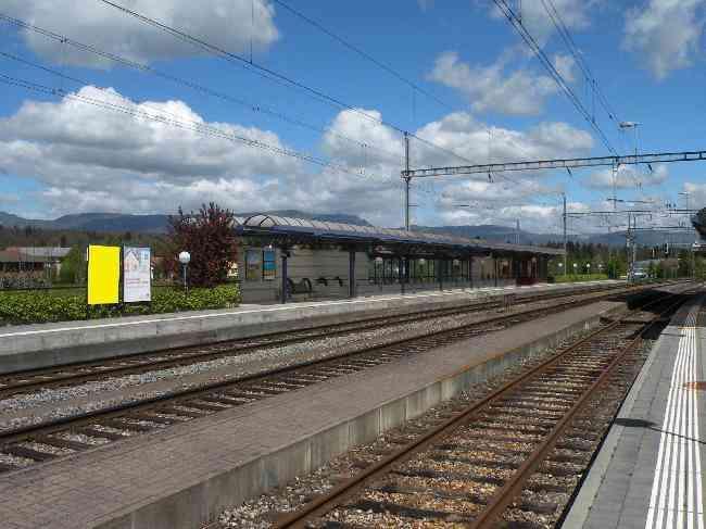 231 Gleis 3 L Bahnhof