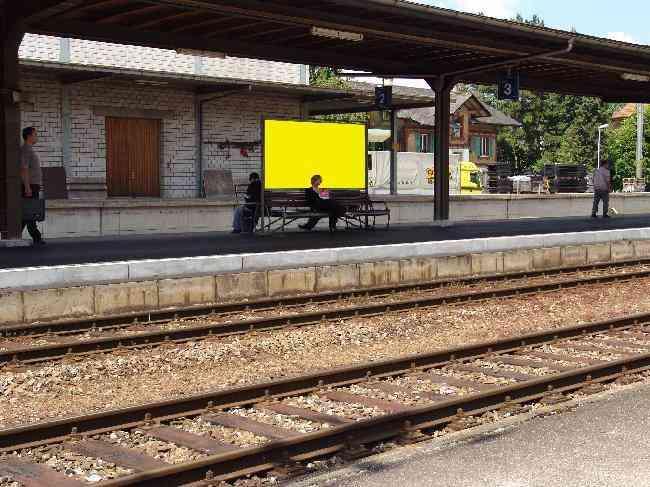 155 Gleis 3 Richtung Burgdorf Bahnhofstrasse 3