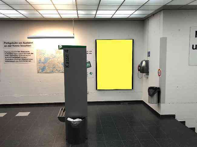 772 Inselparking Eingang Lift Fussganger Eg