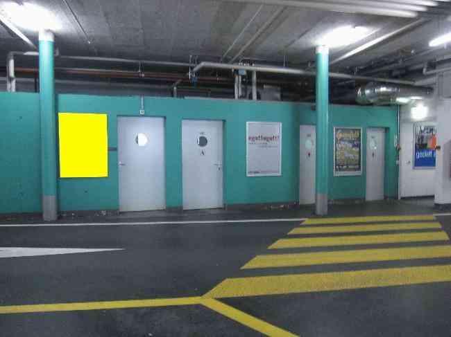 181 Inselparking Fussganger Eingang L