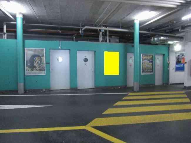 182 Inselparking Fussganger Eingang M