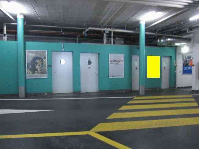 183 Inselparking Fussganger Eingang R