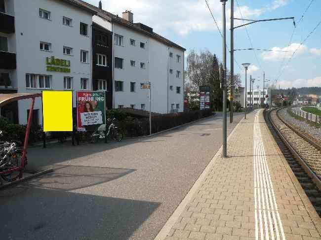 739 Ladeli Fussganger Perron Bahnhof L