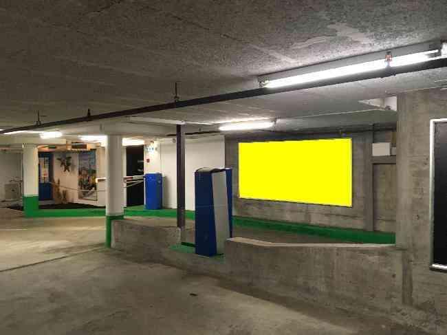 313 Parking Sternen Einfahrt Schranke