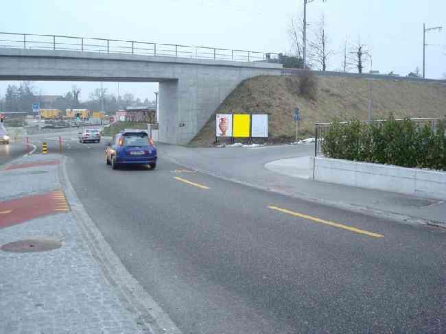 376 Strasse Kungoltstr  Westtangente Richtung Autobahn