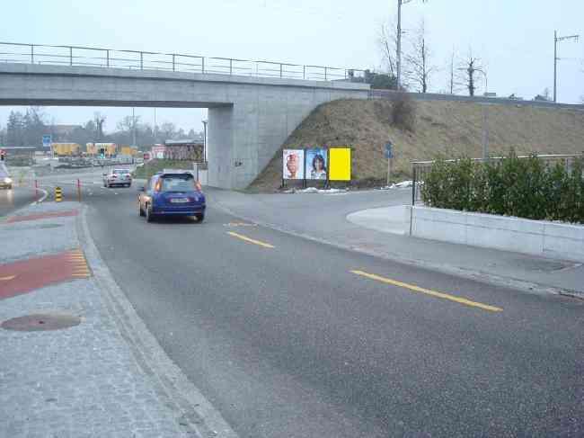 377 Strasse Kungoltstr  Westtangente Richtung Autobahn